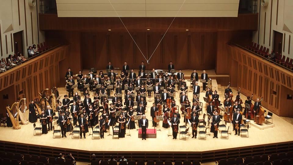 新交響楽団の全体写真