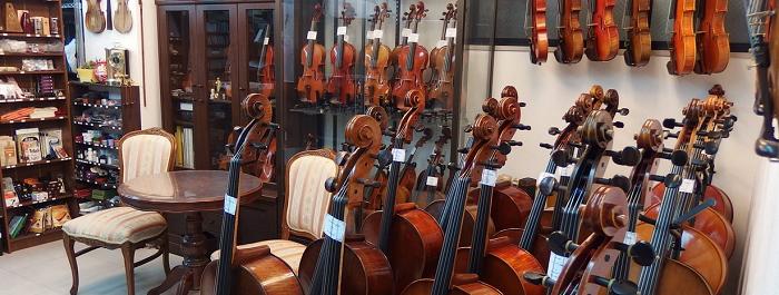 クワトロ弦楽器
