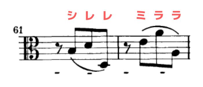 楽譜クイズ解答①