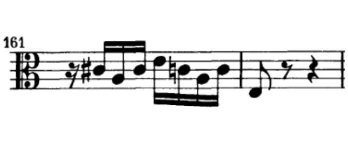 楽譜クイズ問題②