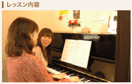 ピアノの風景