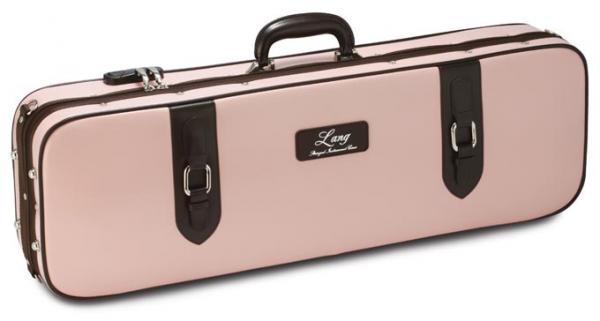 Langのピンクケース