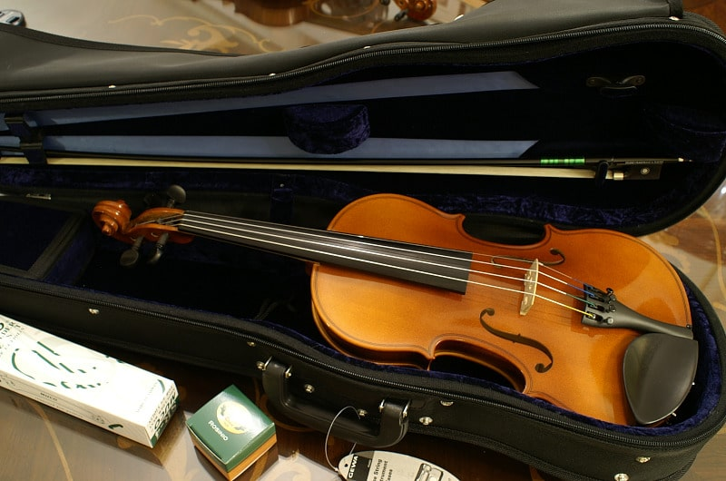 バイオリンセットのイメージ