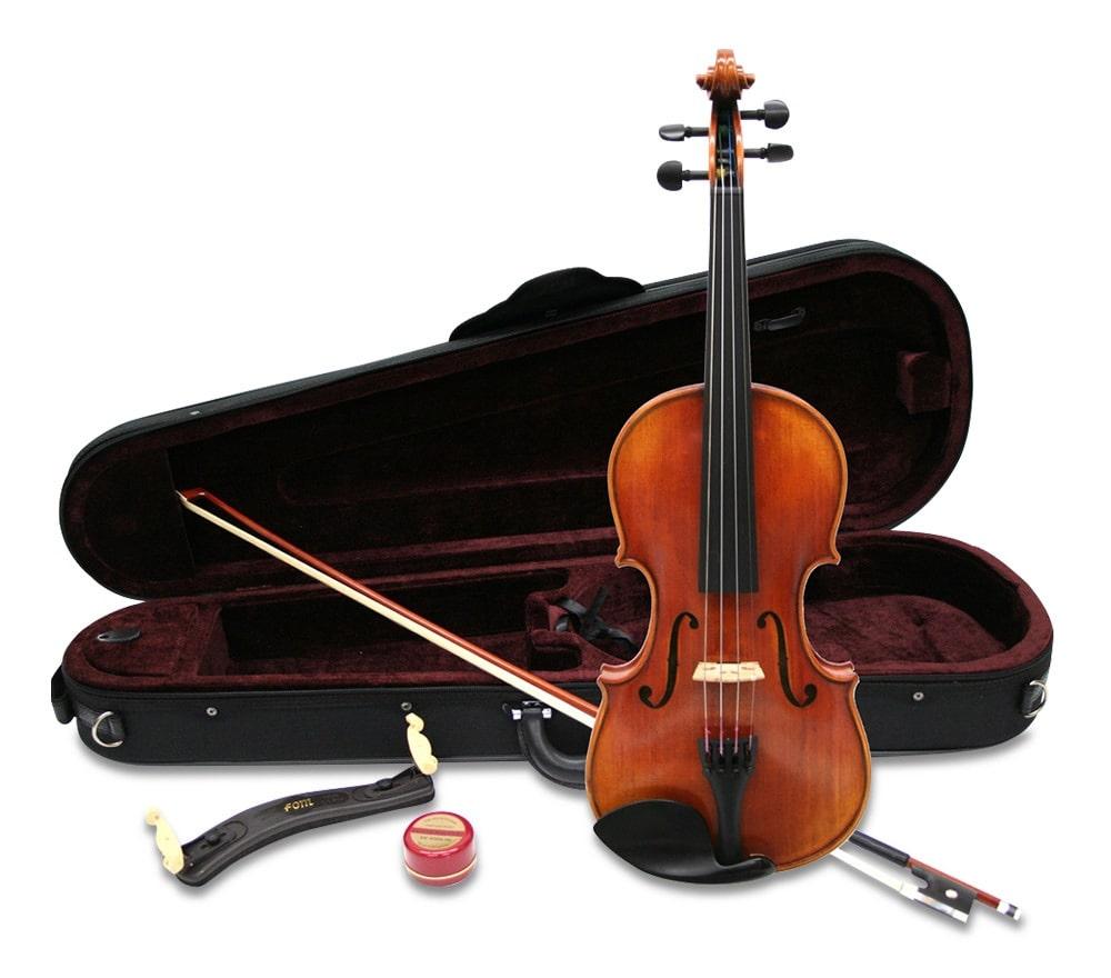 ニコロサンティのバイオリン