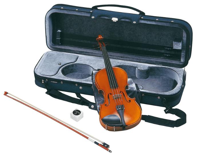 ヤマハのバイオリンセット