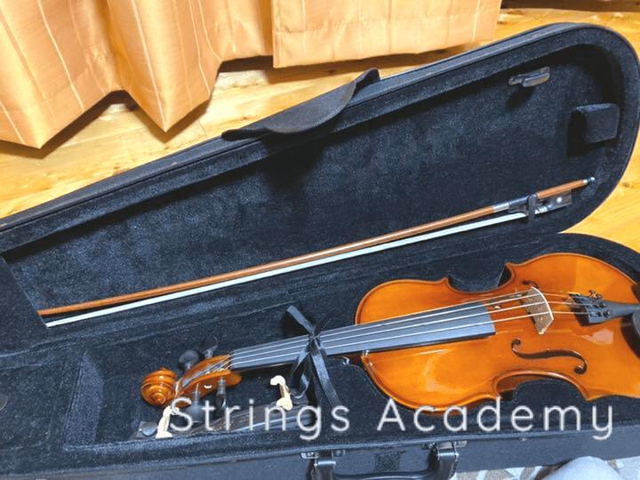 池田晴子先生のバイオリン