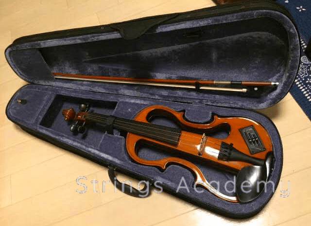 池田晴子のサイレントバイオリン